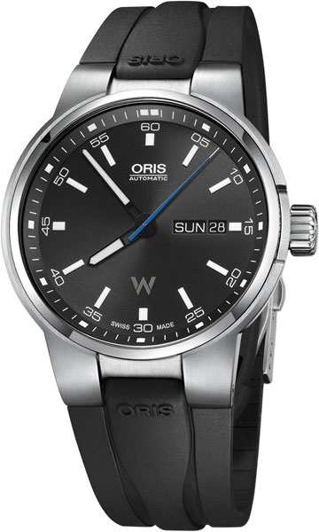 Мужские часы Oris 735-7740-41-54RS мужские часы oris 733 7730 41 54rs