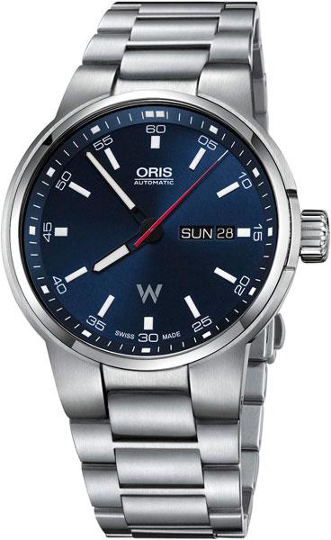 Мужские часы Oris 735-7740-41-55MB мужские часы oris 585 7622 70 64ls