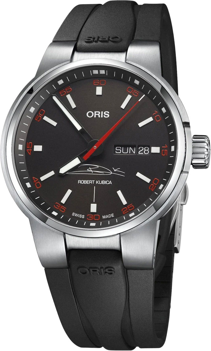 Наручные часы Oris 735-7740-41-84RS — купить в интернет-магазине AllTime.ru по лучшей цене, фото, характеристики, инструкция, описание