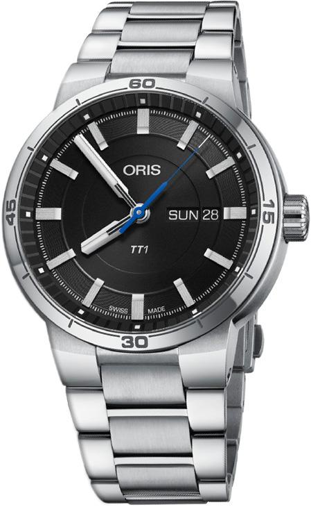 Мужские часы Oris 735-7752-41-54MB мужские часы oris 755 7691 40 54mb