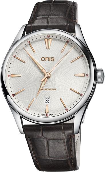 Мужские часы Oris 737-7721-40-31LS