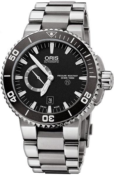 Мужские часы Oris 743-7664-71-54MB мужские часы oris 643 7654 71 85rs