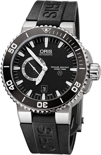 Мужские часы Oris 743-7664-71-54RS