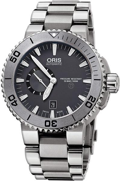 Мужские часы Oris 743-7664-72-53MB мужские часы oris 755 7742 40 53mb