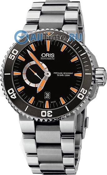 Мужские часы Oris 743-7673-41-59MB мужские часы oris 585 7622 70 64ls