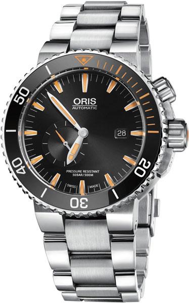 Мужские часы Oris 743-7709-71-84MB
