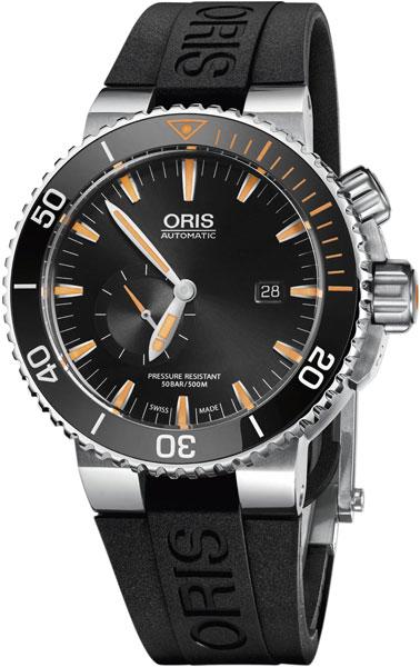 Мужские часы Oris 743-7709-71-84RS