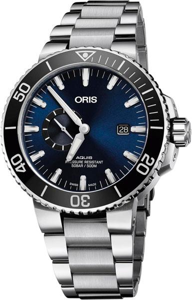 Мужские часы Oris 743-7733-41-35MB oris 643 7636 71 91 rs