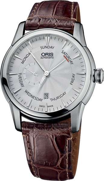 Мужские часы Oris 745-7666-40-51LS мужские часы oris 585 7622 70 64ls