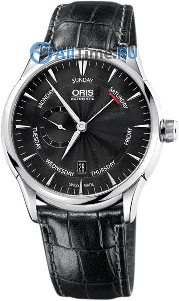 Мужские часы Oris 745-7666-40-54LS мужские часы oris 585 7622 70 64ls