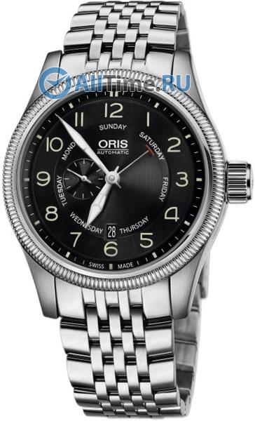 Мужские часы Oris 745-7688-40-64MB мужские часы oris 585 7622 70 64ls