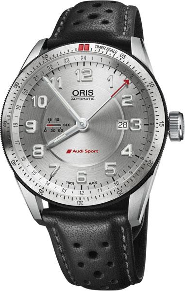 Мужские часы Oris 747-7701-44-61LS