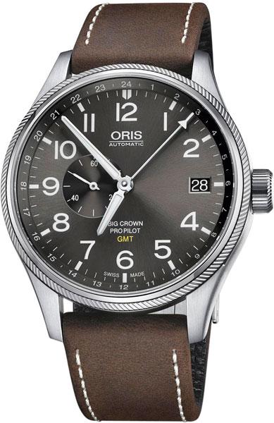 Мужские часы Oris 748-7710-40-63LS мужские часы oris 582 7689 40 54mb