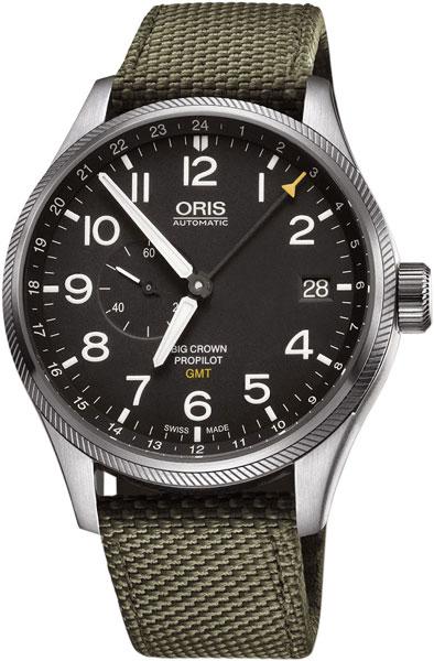 Мужские часы Oris 748-7710-41-64LS мужские часы oris 585 7622 70 64ls