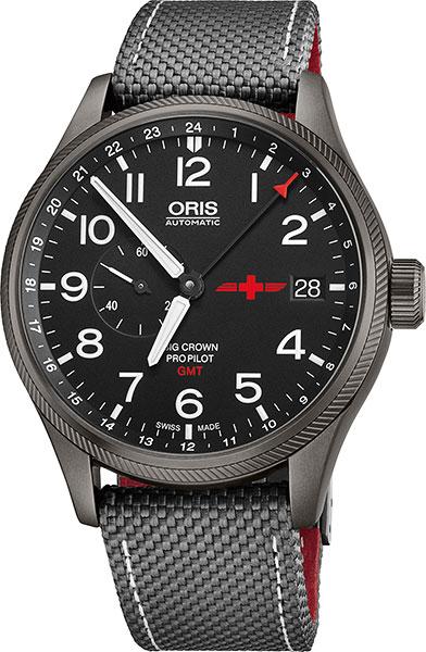Мужские часы Oris 748-7710-42-84FC мужские часы oris 755 7691 40 54mb