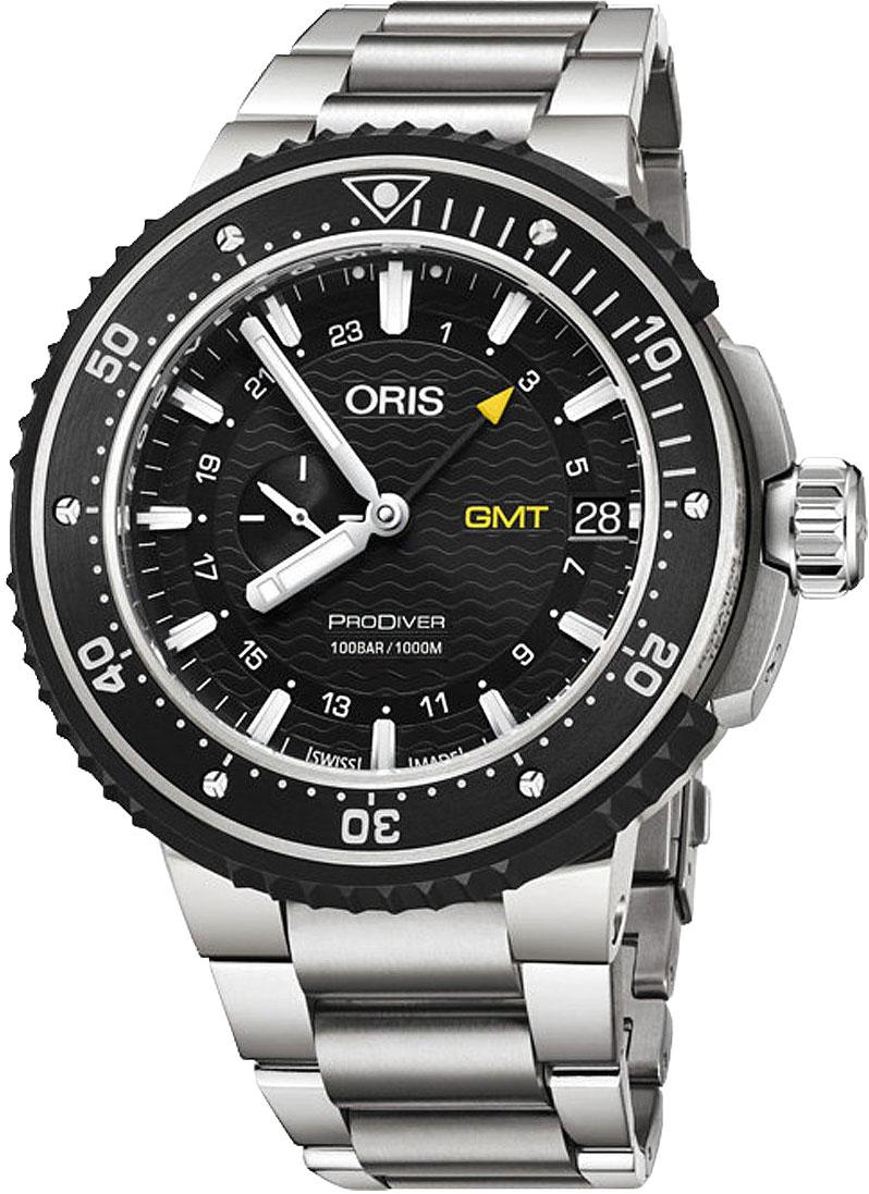 Мужские часы Oris 748-7748-71-54MB