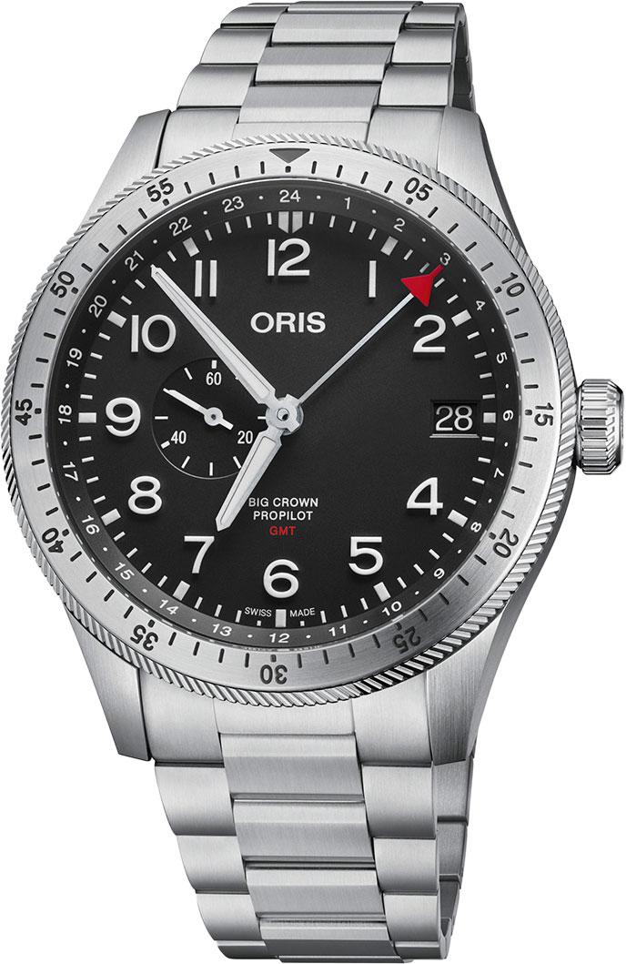 Мужские часы Oris 748-7756-40-64MB