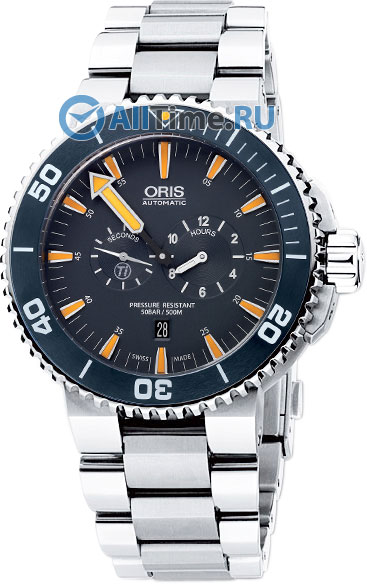 Мужские часы Oris 749-7663-71-85MB мужские часы oris 643 7654 71 85rs