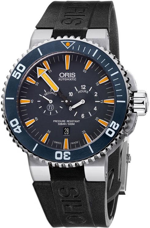 Мужские часы Oris 749-7663-71-85RS мужские часы oris 643 7654 71 85rs