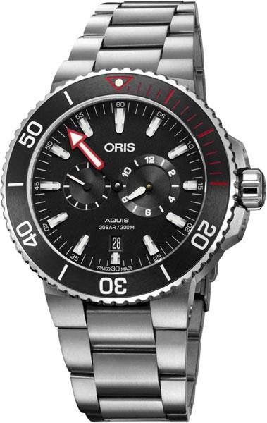 цена на Мужские часы Oris 749-7734-71-54-set