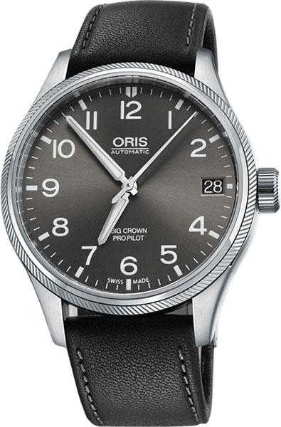 Мужские часы Oris 751-7697-40-63LS oris 658