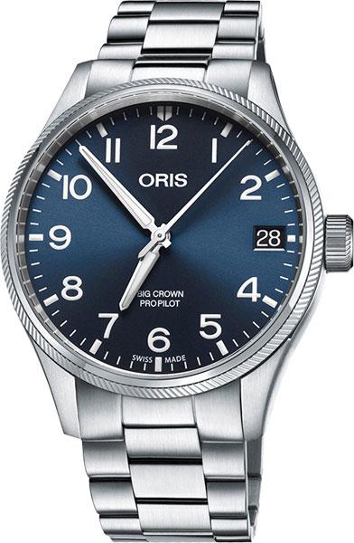 Мужские часы Oris 751-7697-40-65MB oris 643 7636 71 91 rs