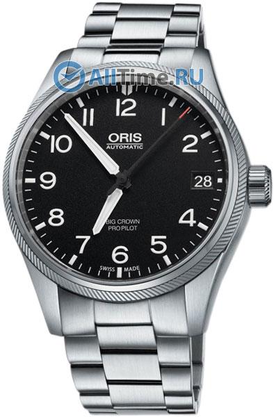 Мужские часы Oris 751-7697-41-64MB oris 658