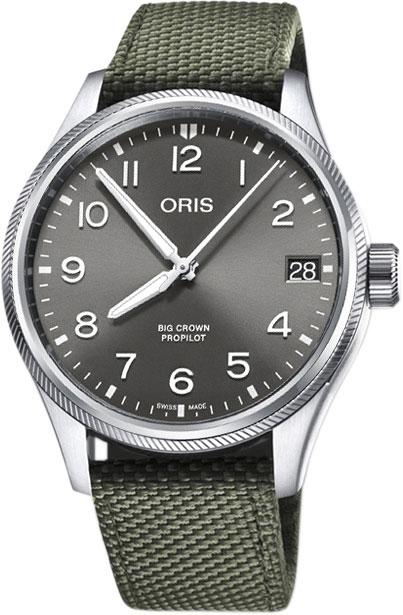 Мужские часы Oris 751-7761-40-63FC
