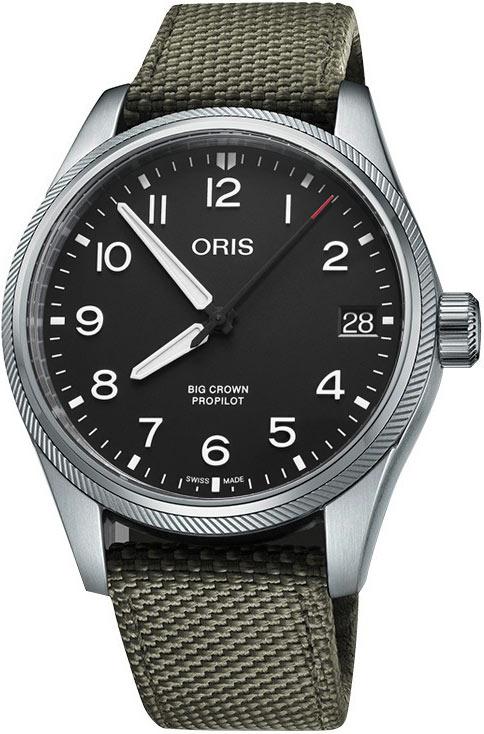 Мужские часы Oris 751-7761-41-64FC