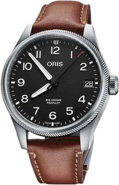 Мужские часы Oris 751-7761-41-64LS