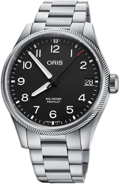 Мужские часы Oris 751-7761-41-64MB