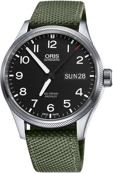 Мужские часы Oris 752-7698-41-64FC