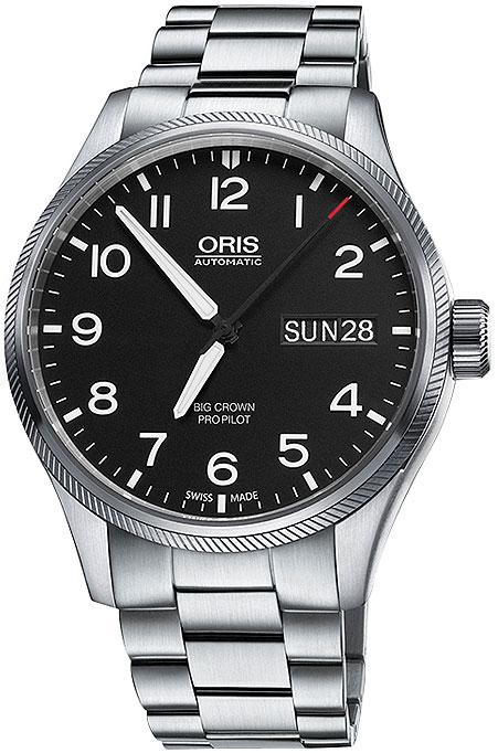 Мужские часы Oris 752-7698-41-64MB oris 733 7716 41 64mb oris