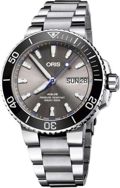 Мужские часы Oris 752-7733-41-83MB