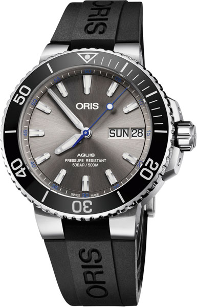Мужские часы Oris 752-7733-41-83RS мужские часы oris 755 7691 40 54mb