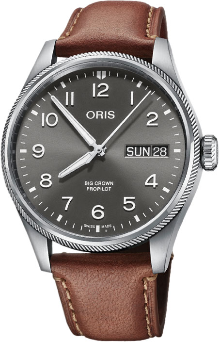 Мужские часы Oris 752-7760-40-63LS