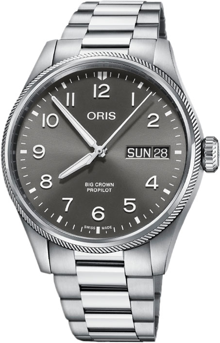 Мужские часы Oris 752-7760-40-63MB