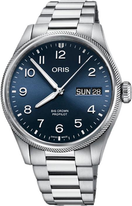 Мужские часы Oris 752-7760-40-65MB