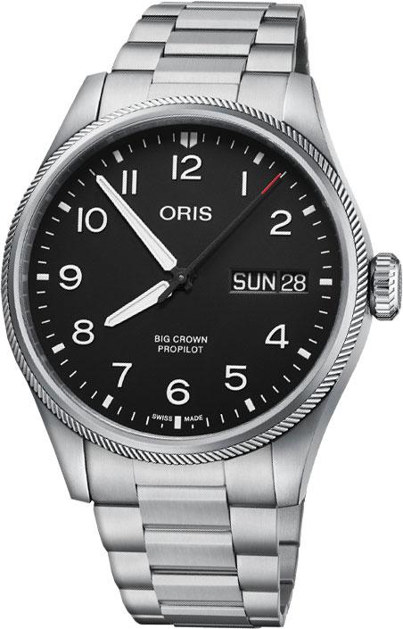 Мужские часы Oris 752-7760-41-64MB