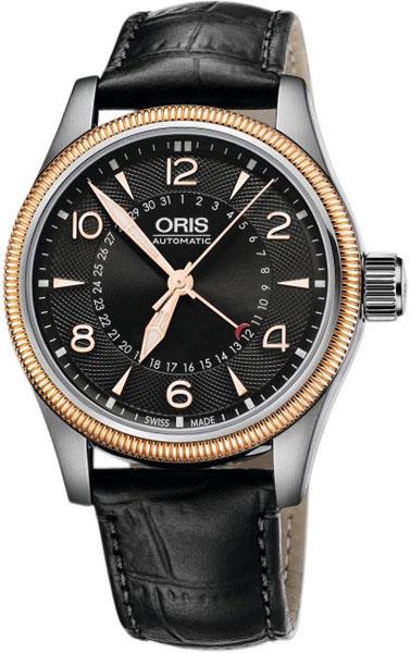 Мужские часы Oris 754-7679-43-64LS мужские часы oris 585 7622 70 64ls