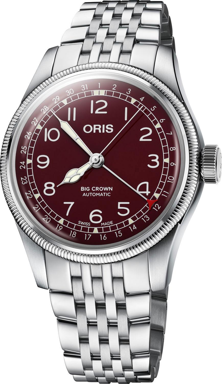 Мужские часы Oris 754-7741-40-68MB