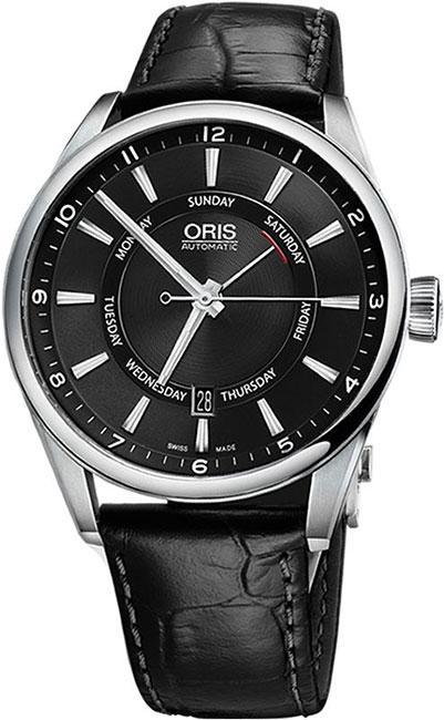 Мужские часы Oris 755-7691-40-54LS