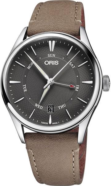 Мужские часы Oris 755-7742-40-53LS мужские часы oris 755 7691 40 54mb