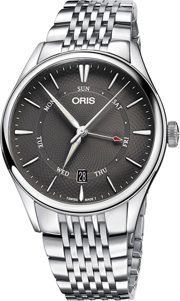 Мужские часы Oris 755-7742-40-53MB мужские часы oris 755 7691 40 54mb