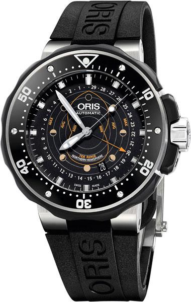 Мужские часы Oris 761-7682-71-54-set