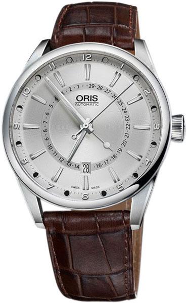 Мужские часы Oris 761-7691-40-51LS цена 2017