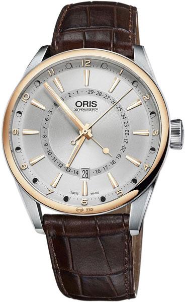 Мужские часы Oris 761-7691-63-31LS мужские часы oris 755 7691 40 54mb