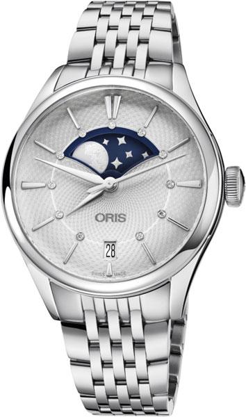 Женские часы Oris 763-7723-40-51MB oris 643 7636 71 91 rs