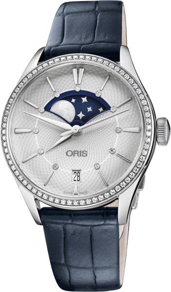 Женские часы Oris 763-7723-49-51LS