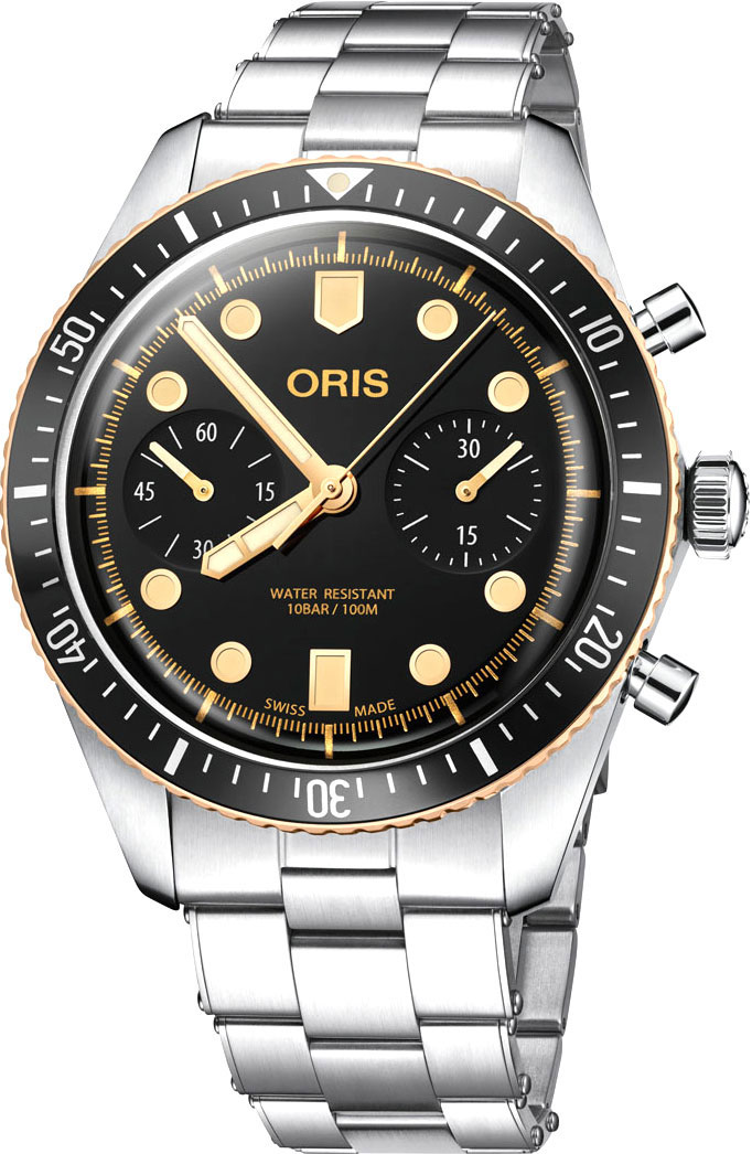 Мужские часы Oris 771-7744-43-54MB